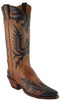 Lucchese Classics L7045 Womens Vintage Tan Burnished Mad Dog Goat Boot
