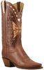 Lucchese Classics L7053 Womens Vintage Brown Monterey Calf Boot
