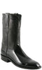 Lucchese Classics L9576 Mens Black Patent Calfskin Boot