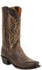 Lucchese LEWIS M1001.S54 Mens Anthracite Madras Goat Boots