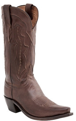 Lucchese M5004.74 GRACE Womens Grace Tan Ranch Hand Boots