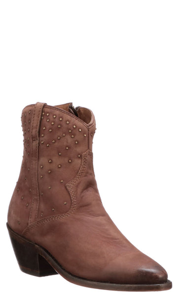 Lucchese AVIE STUD M6041 Womens Dusty Suede Boots