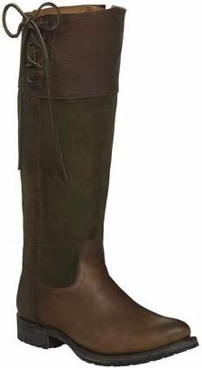 Lucchese EMMA M8509 Womens Honey Brown Cowhide Boots