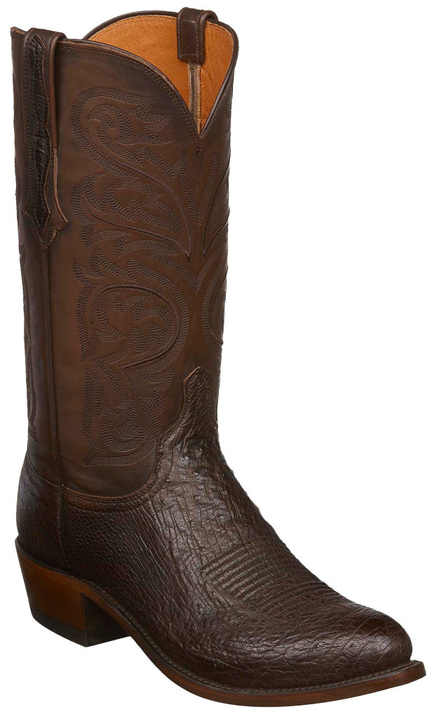 Discount Wiki Lucchese Bootmaker Nathan 7 Toe Cowboy Boot(Men's) -Black Ostrich Outlet Pay With Visa Popular And Cheap Wiki Sale Online Cheap Big Discount ZyZ3FyOBzl