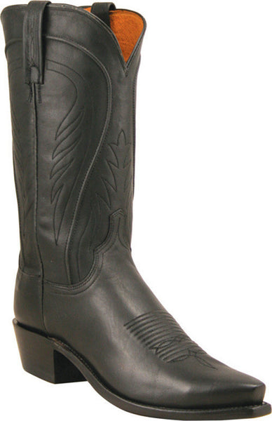 Lucchese N1597.54 Mens Burnished Ranch Hand Boots