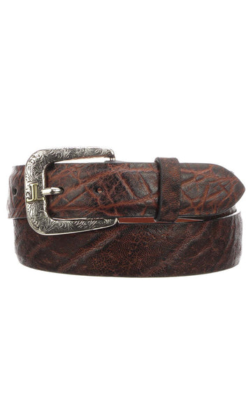 Lucchese W5091 Bark Elephant Mens Belt
