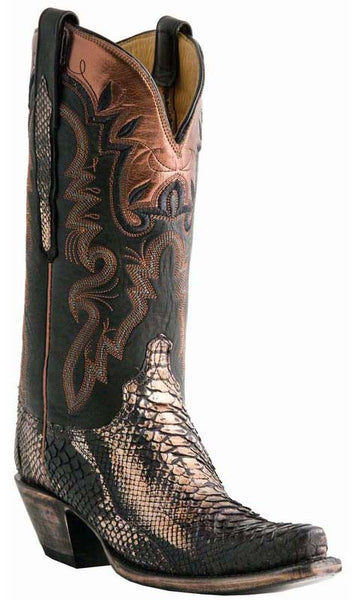 Lucchese Classics L4156.S54 Womens Python Boots