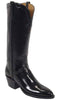 Lucchese Classics L4505 Womens Black Goat Leather Boots