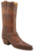 Lucchese Classics L4634 Womens Tan Ranch Hand Calfskin Leather Boots