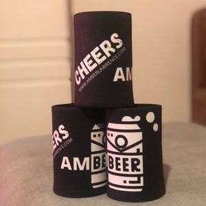 """AMBEER"" Limited Edition Stubby Cooler"