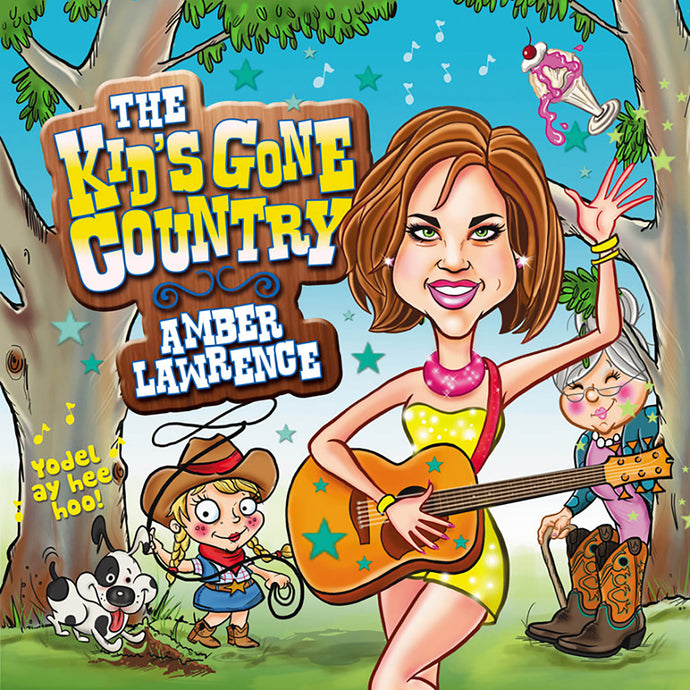 The Kid's Gone Country Album