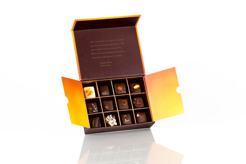 12pc. Crisoire Collection Truffles