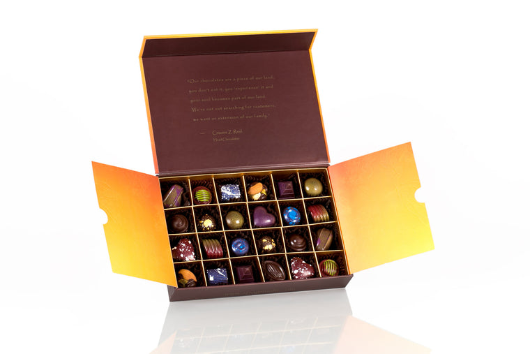 24pc. Crisoire Collection Bonbons