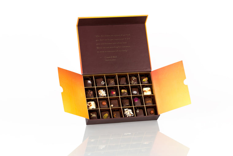 24pc. Crisoire Collection Truffles
