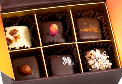 6pc. Crisoire Collection Truffles