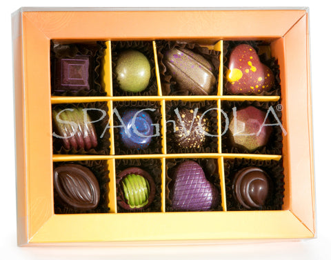 12pc Signature Bonbon Collection