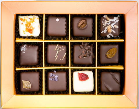 12pc Signature Truffle Collection