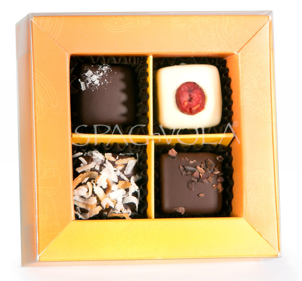 4pc Signature Truffle Collection
