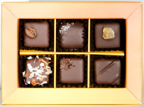 6pc Signature Truffle Collection