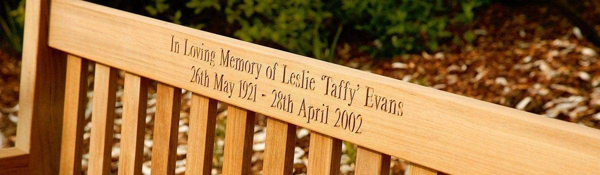 Memorial Benches & Furniture Ireland