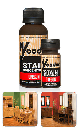 Woodoc colour stain concentrate