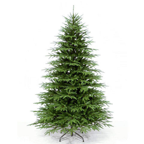 "National Tree Company ""Feel Real"" Monterey Fir Memory-Shape Christmas Tree 225cm / 7.5ft"