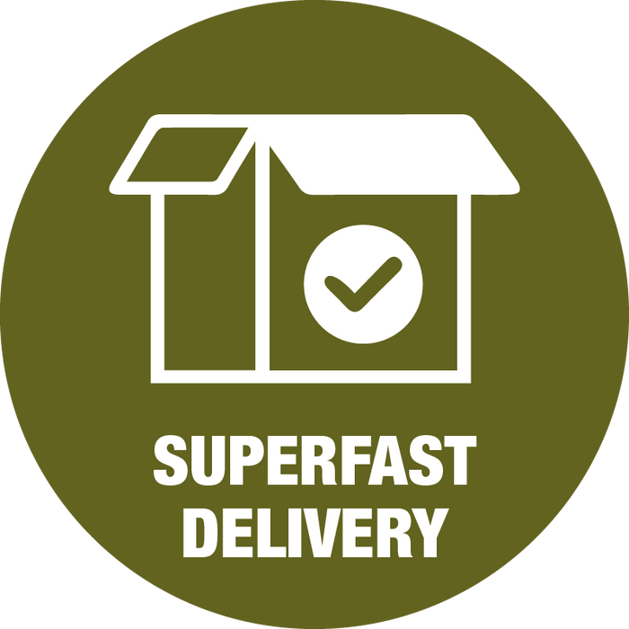 Superfast Delivery