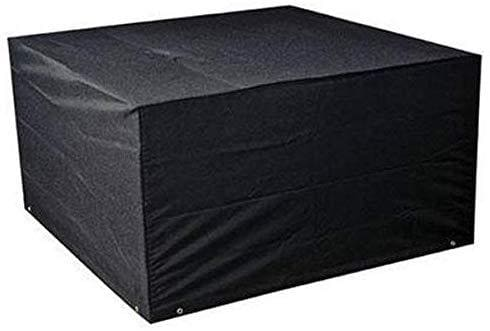 Bosmere Garden Furniture Accessories Bosmere - Protector 6000 Rectangular 6 Seater Cube Set Cover