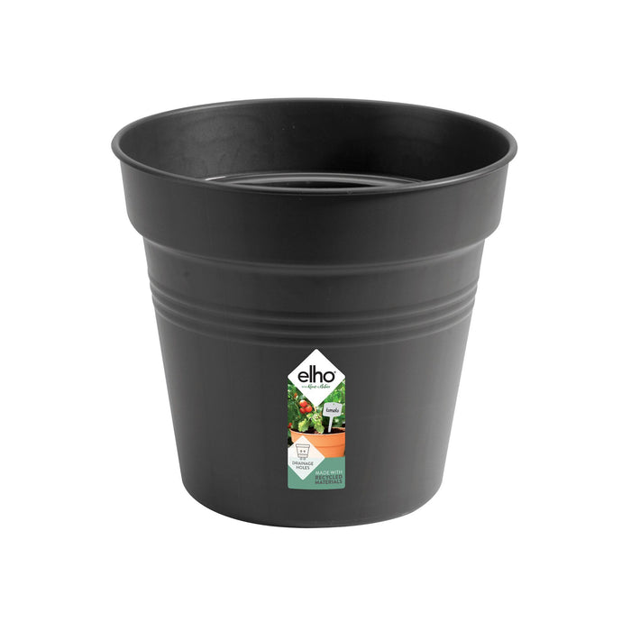 Elho Garden Accessories Elho Green Basics Growpot 30cm Living Black
