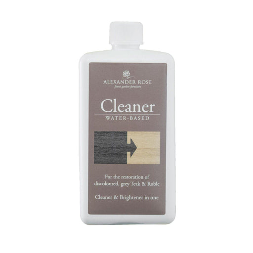 Alexander Rose Garden Furniture Accessories Alexander Rose Golden Teak Cleaner - Water Based Timber Treatment (1 litre)