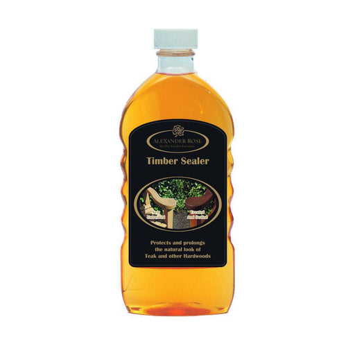 Alexander Rose Garden Furniture Accessories Alexander Rose Timber Sealer (500ml)