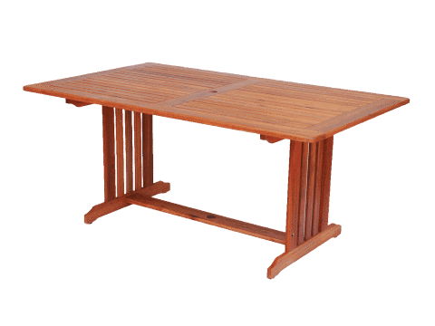 Alexander Rose - Cornis 6-seater Rectangular Table with with folding carvers and folding side chairs - Mid Ulster Garden Centre, Ireland