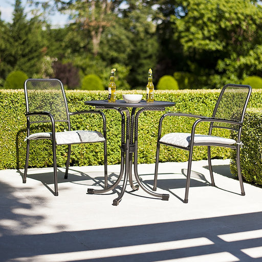 Alexander Rose Garden Furniture Alexander Rose Portofino Round Bistro Set