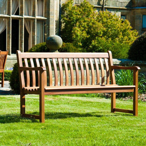 Alexander Rose Garden Furniture Alexander Rose Cornis Broadfield Bench 5ft / 150cm