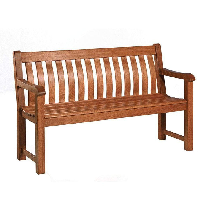 Alexander Rose Cornis St George Bench 5ft / 150cm - Cutout - Mid Ulster Garden Centre, Ireland