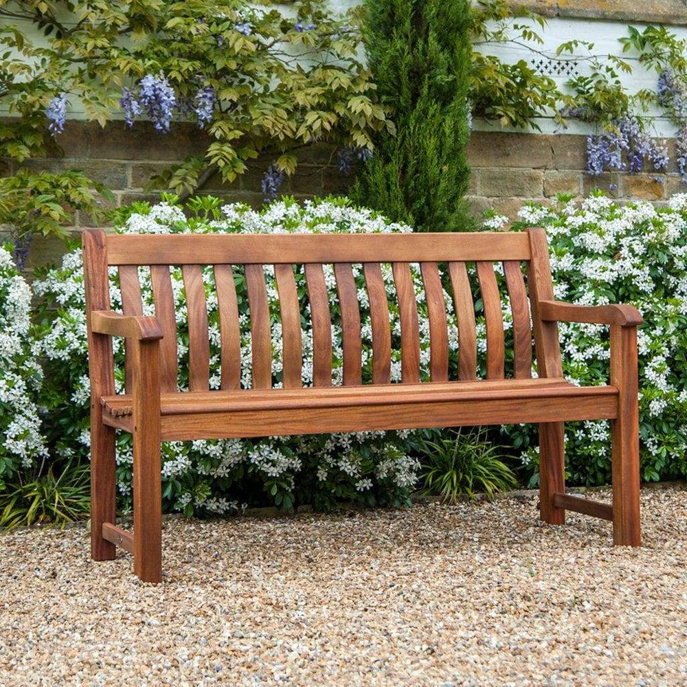 Alexander Rose Garden Furniture Alexander Rose Cornis St George Bench 5ft / 150cm