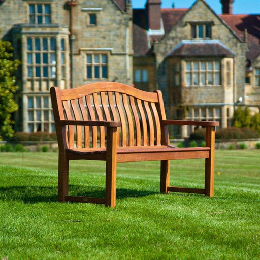 Alexander Rose Garden Furniture Alexander Rose Cornis Turnberry Garden Bench 5ft / 150cm