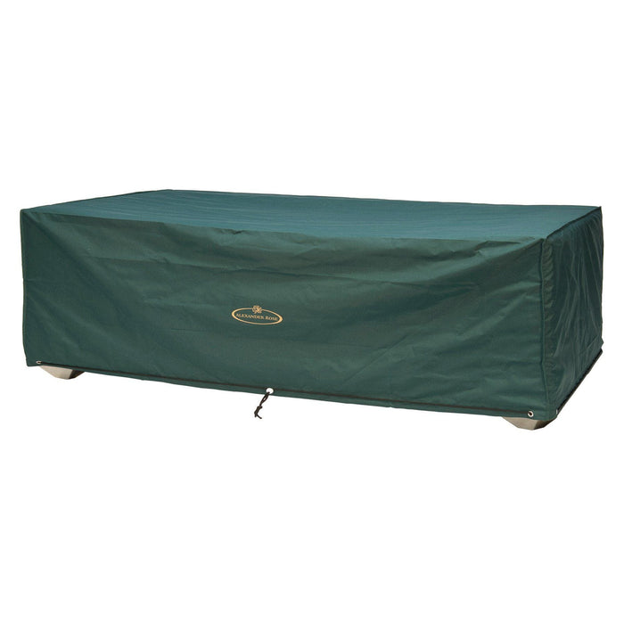 Alexander Rose Garden Furniture Accessories FC28 - OCEAN MALDIVES 3 SEATER COVER Alexander Rose Ocean Maldives Furniture Set Covers (Dark Green) - Various Sizes