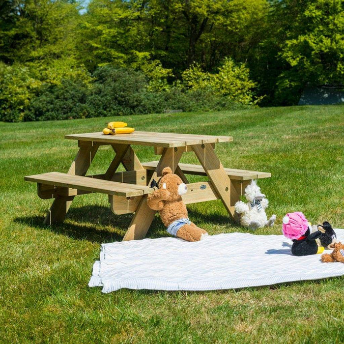 Alexander Rose Pine Kids Picnic Bench And Table 2ft - Mid Ulster Garden Centre, Ireland