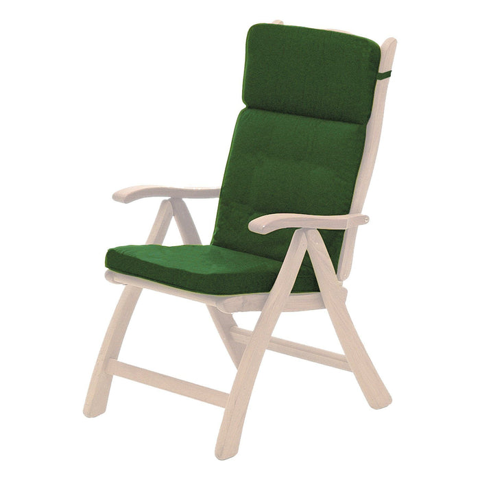 Alexander Rose Garden Furniture Accessories Forest Green Alexander Rose Polyester Recliner Cushion - 562SPEC