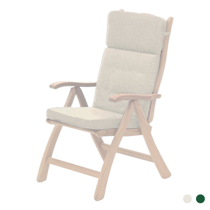 Alexander Rose Garden Furniture Accessories Ecru Alexander Rose Polyester Recliner Cushion - 562SPEC