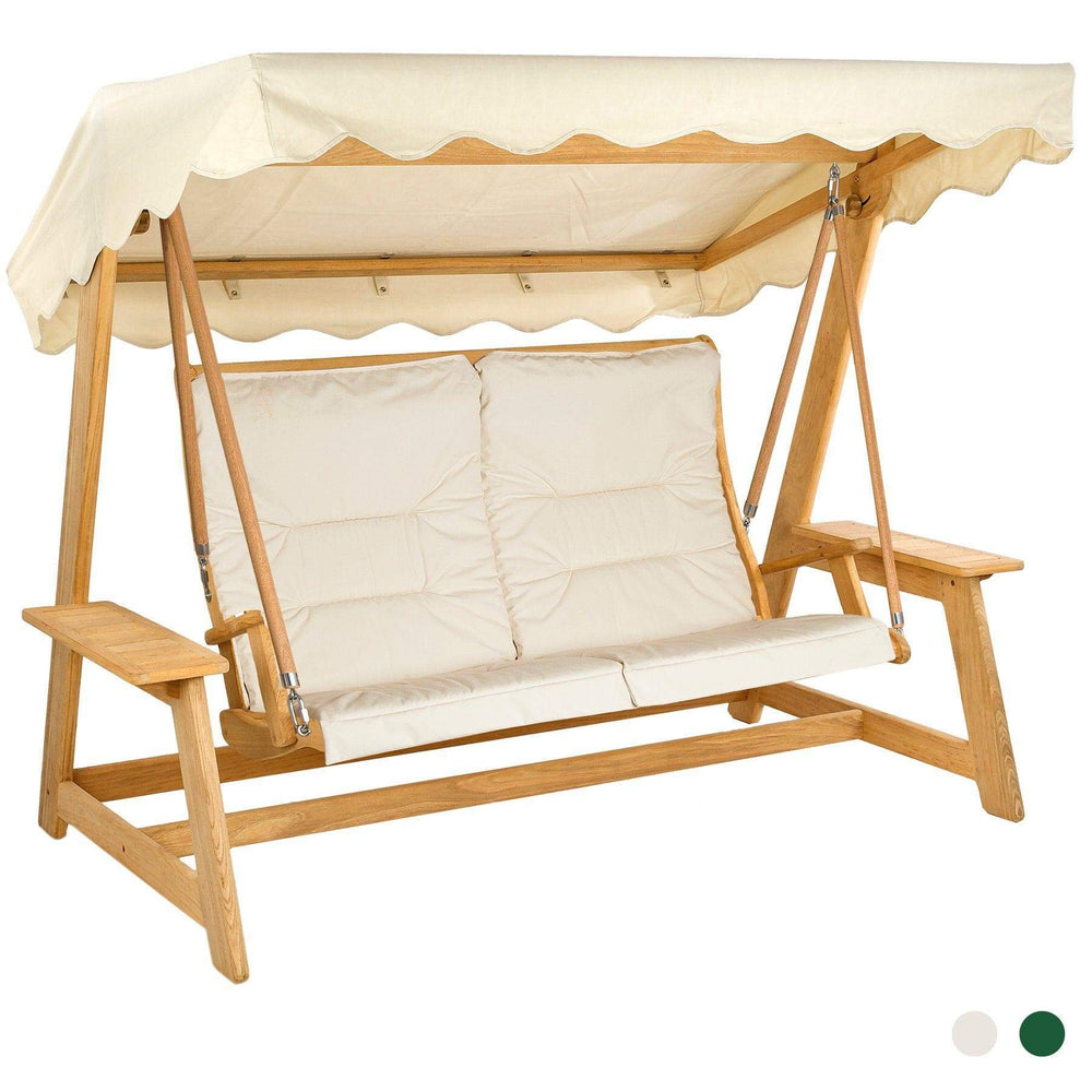 Alexander Rose Garden Furniture Accessories Oatmeal Alexander Rose Premium Olefin Swing Seat Cushion - 569