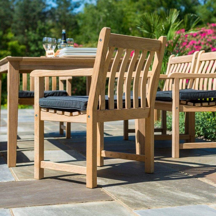 Alexander Rose Garden Furniture Alexander Rose Roble Broadfield Armchair