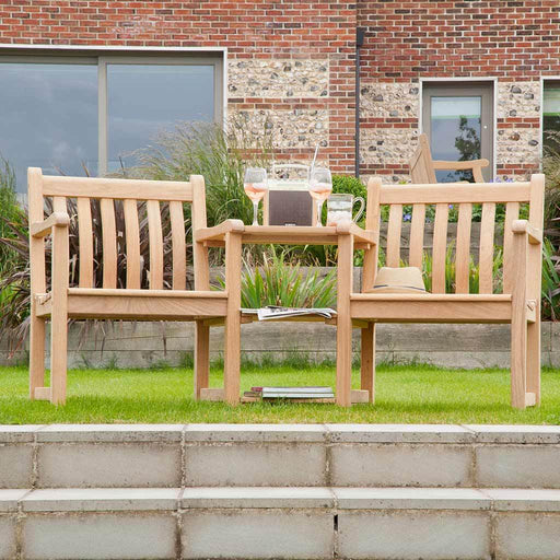 Alexander Rose Garden Furniture Alexander Rose Roble Companion Set