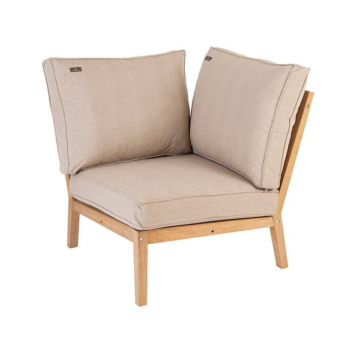 Alexander Rose Garden Furniture Alexander Rose Roble Garden Lounge Corner Set