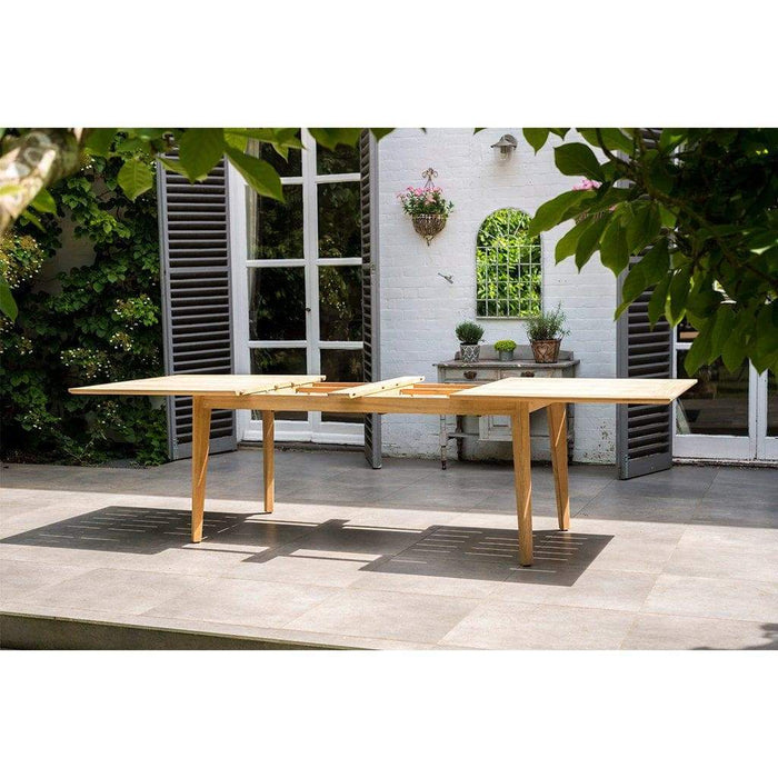 Alexander Rose Roble Extending Table 7 - Mid Ulster Garden Centre, Ireland