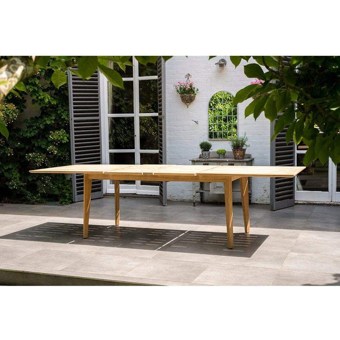 Alexander Rose Roble Extending Table 9 - Mid Ulster Garden Centre, Ireland