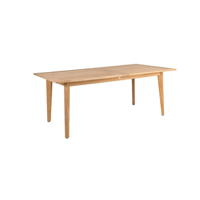 Alexander Rose Roble Extending Table 172 - Closed - Mid Ulster Garden Centre, Ireland
