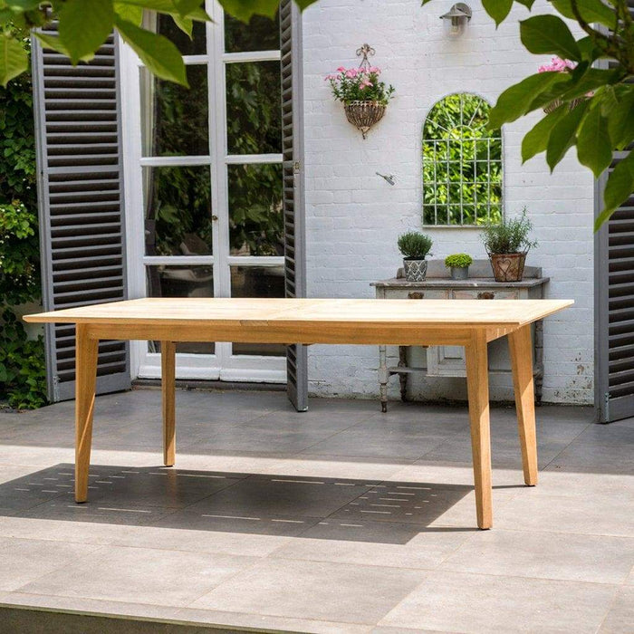 Alexander Rose Roble Extending Table 172  - Mid Ulster Garden Centre, Ireland
