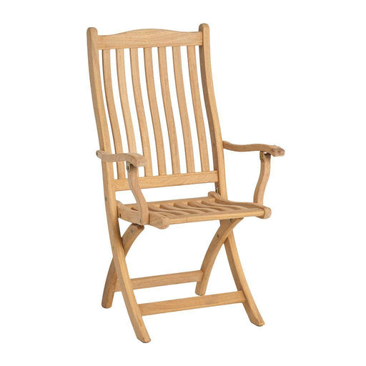 Alexander Rose Garden Furniture Alexander Rose Roble Folding Carver